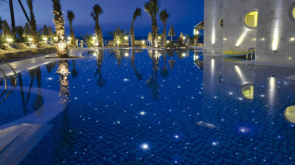 Starry Sky In Pool Afo Es